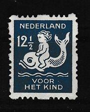 Niederlande 1929 mit Falz MiNr. 232C