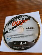 007: Blood Stone (Sony PlayStation 3, 2010) DISC ONLY, TESTED
