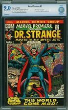 MARVEL Premiere # 3 US MARVEL 1972 Doctor Strange begin Barry Smith CBCS 9.0