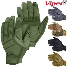 VIPER TACTICAL RECON GLOVES HARD SHELL KNUCKLE COMBAT SHOOTING BIKERS AIRSOFT