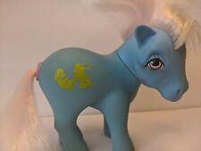 My Little Pony VTG G1 Happy Tails SQUEEZER Puppy Dogs *Rust - Read*