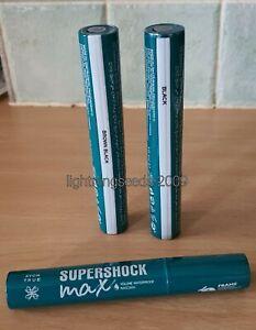 Avon SuperShock Max Volume Mascara 10ml  WATERPROOF *Select From Varies Shades*
