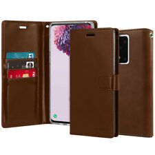 Luxury Leather Wallet Stand Thin Slim Skin Case Cover For Galaxy S20+ Ultra
