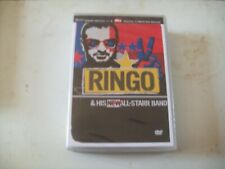 Ringo Starr And His All Starr-Band (DVD, 2002)beatles