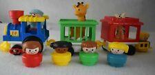 Circus Train, Animals, People Fisher Price Vintage 1991 Train