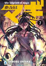 manga STAR COMICS MAGI  numero 7