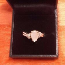 Perlmutt - Ring , 925er Sterlingsilber,Gr. 18