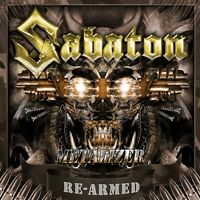 SABATON - METALIZER RE-ARMED  2 CD NEU