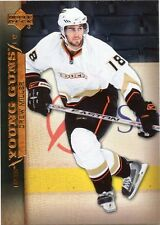 07-08 UPPER DECK YOUNG GUNS ROOKIE RC #201 DREW MILLER DUCKS *33152