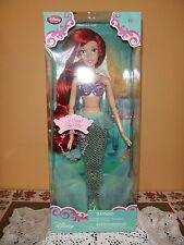 "vntg 1988 Disney Store Exclusive 17"" singing Ariel Doll NEW NRFB HTF RARE"
