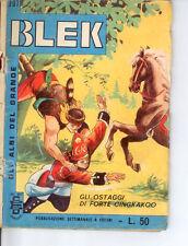 GLI ALBI DEL GRANDE BLEK 307