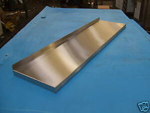 STAINLESS STEEL WALL SHELF  1500  X 300mm
