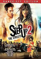 STEP UP 2: THE STREETS  (DVD) DISC & ARTWORK ONLY NO CASE UNUSED CONDITION