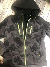 Snozu Boys Camo  Jacket Size L 14/16
