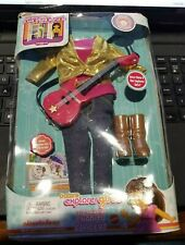 Dora's Explorer Girls Charity Concert Fashion Pack **BRAND NEW**