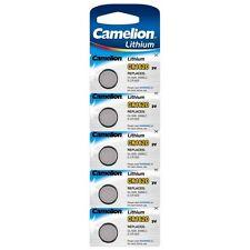 Knopfbatterien lithiums,Alkali-Mangan Camelion,CR2032/CR2025/CR2016,AG1/4/5/10/