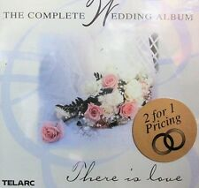 The Complete Wedding Album NEW! 2 CD, Classical,Organ,Harp,Piano,Guitar 35 songs