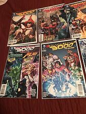 New 52 Justice League 3000 1-15 First Prints Mint Lot