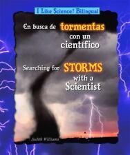 En Busca De Tormentas Con Un Cientifico / Searching for Storms With a-ExLibrary