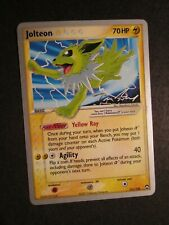 LP WC-2007 Pokemon Gold Star JOLTEON Card POWER KEEPERS 101/108 World Champs AP