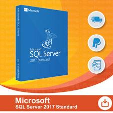 Microsoft SQL Server 2017 - 1 User CAL Zugrifflizenzen