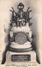 5741) COMO, CASERMA DE CRISTOFERIS, MONUMENTO AI CADUTI DEL 67 FANTERIA VG.