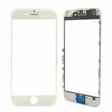 Touch Screen Lens Glass with Frame Black Replacement Part For iPhone 5 6 6s Plus