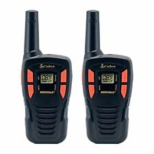 Cobra AM245 Walkie Talkie 2 manera Radio Twin Pack 5 km Gama Recargable PMR446 Reino Unido