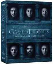 GAME OF THRONES Season 6 The Complete Sixth Season DVD Region2*1st Class Postage