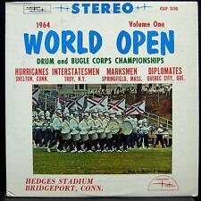 Drum & Bugle Championships - World Open Volume Five LP VG+ FSLP 2138 Record