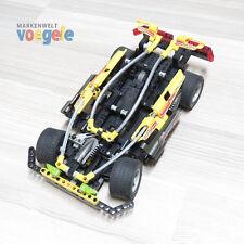 LEGO® Racer RC Auto gelb schwarz ohne Fernsteuerung Car Rennwaagen Wagen Sport