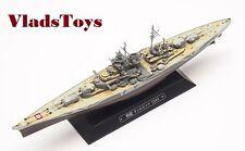 Eaglemoss 1:1100  Bismarck-class Battleship German Navy, Tirpitz, 1944 #31