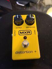 Dunlop Mxr Dist+ M104 Distortion Guitar Effect Pedal