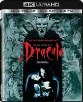 Bram Stoker's Dracula 25Th Anniversary [New 4K UHD Blu-ray] With Blu-Ray, UV/H