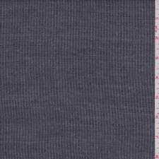 Bemberg Rayon Lining Black Lightweight Breathable Fabric by the Yard D403.11