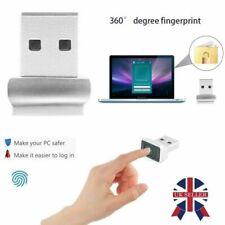 Hello USB Fingerprint Reader for Windows 10 360° Touch Speedy Matching Biometric