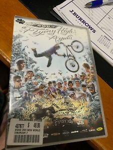 NWD 7 Flying High Again Dvd 2 Disc Set Rare