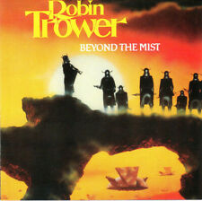 Robin Trower Beyond The Mist CD 2007 Re-release Remastered