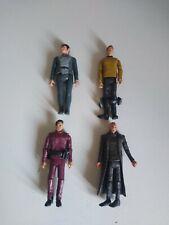 Star Trek 3 3/4 inch Action Figures Vintage Modern Spares Job lot 1