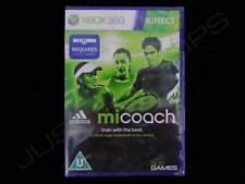 Neuf et Scellé Adidas Micoach Microsoft Xbox 360 Jeu (Nécessite Capteur Kinect)