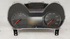 2017-2019 Chevrolet Impala Speedometer Instrument Cluster Gauges 81964