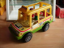 Ober Toys School Bus in Yellow