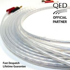 QED XT25 Performance OFC Speaker Cable Unterminated - Price Per Metre