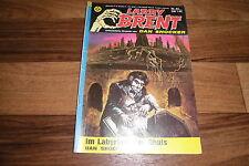 Larry Brent # 63 -- nel Labirinth del destino!!! // di Dan Shocker