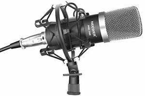 Neewer NW-700 professional condenser microphone set studio br 78483 fromJAPAN