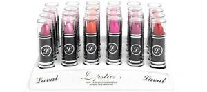 Laval Moisturising Lipstick, Full Range Of Shades Available - FREE PP UK