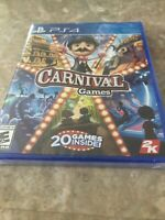 Carnival Games (PS4) NEW. PlayStation 4. Fast Free Shipping
