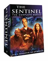 The Sentinel The Complete Series // All 4 Seasons 65 Episodes