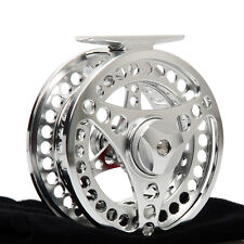 3/4 5/6 7/8 9/10WT Fly Reel CNC Machined Larger Arbor Aluminum Fly Fishing Reel