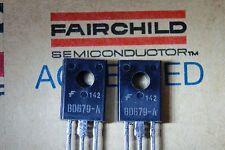 100pcs BD 679A Transistors darlington 4A 80V TO-126 FAIRCHILD